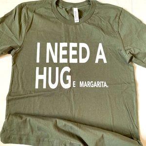 I need a huge margarita drinking shirt